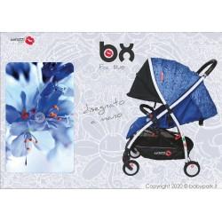 BX Frà-BLUE passeggino leggero, chiusura Lampo, traspirante full optional, Baciuzzi