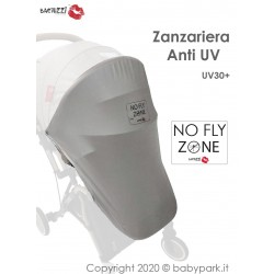 MOSQUITO NET ***NO FLY ZONE*** BACIUZZI B-SAFE