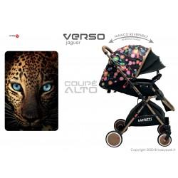 VERSO Coupè -Jeans-Reversible Baby stroller ● BACIUZZI ●