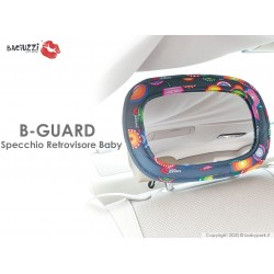 B-GUARD - REARVIEW MIRROR for the back seat  baby control.