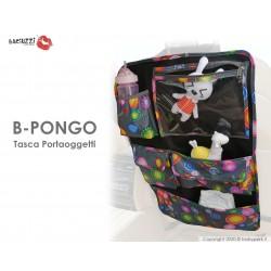 B-PONGO - Tasca porta oggetti per il sedile dell'auto