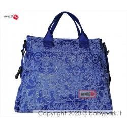 Mama bag  FRA BLUE 7230  ● BACIUZZI ●