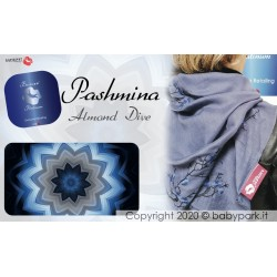 ALMOND DIVE Scarf Pashmina