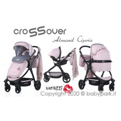 Trio CROSSOVER ALMOND CIPRIA, full optional, Baciuzzi