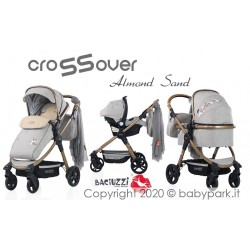 Trio CROSSOVER ALMOND SAND, full optional, Baciuzzi
