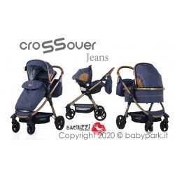 Trio CROSSOVER Jeans, full optional, Baciuzzi