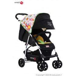 Tourist stroller B-Zero Rete NEVE ● BACIUZZI ●