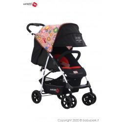 Tourist stroller B-Zero Rete COCOA ● BACIUZZI ●