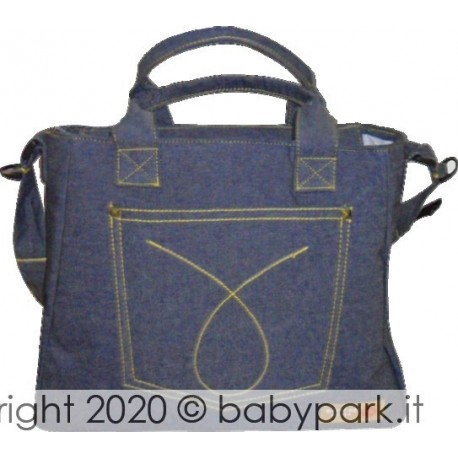 Mama bag  Jeans 501 ● BACIUZZI ●