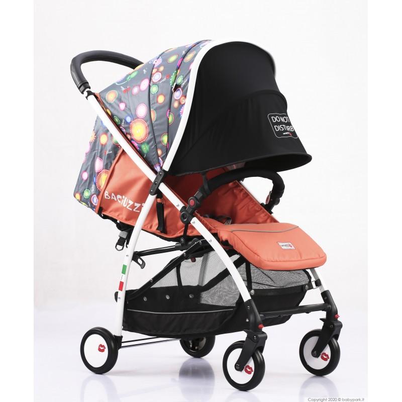 Baciuzzi Bx Stroller Ultra Lightweight Full Optional