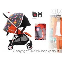 BX Fumo lightweight stroller, Lightning closing , breathable full optional