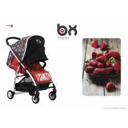 BX Fragola lightweight stroller, flash folding , breathable full optional, Baciuzzi