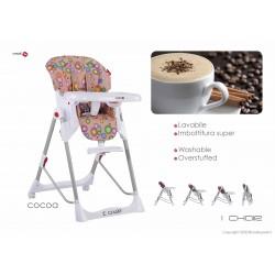 Seggiolone I Chair Cocoa ● BACIUZZI ●