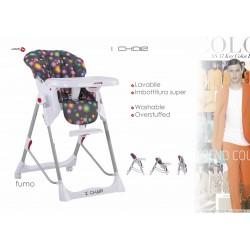 Hig chair I Chair Fumo ● BACIUZZI ●