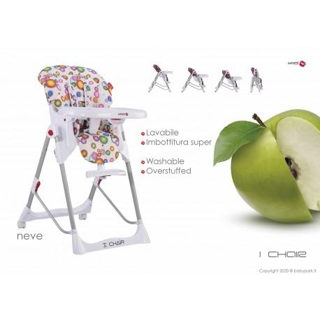 Hig chair I Chair Neve ● BACIUZZI ●