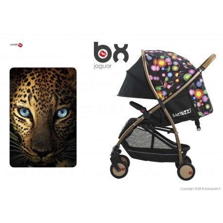 BX Jaguar lightweight stroller, flash folding , breathable full optional, Baciuzzi