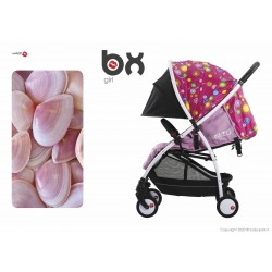 BX Girl lightweight stroller, flash folding , breathable full optional, Baciuzzi