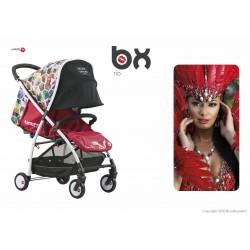 BX Rio lightweight stroller, flash folding , breathable full optional, Baciuzzi