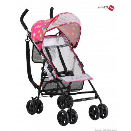 B0 Tourist stroller, Girl, exrtalight, Baciuzzi