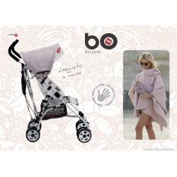 B0 Tourist stroller, Fra Pink, exrtalight, Baciuzzi