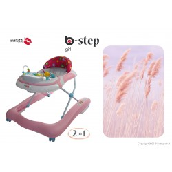 BABY WALKER BACIUZZI B-STEP - GIRL