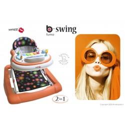 BABY WALKER BACIUZZI B-SWING - FUMO