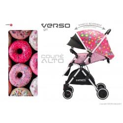 VERSO Coupè -GIRL-Reversible Baby stroller ● BACIUZZI ●
