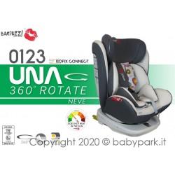 CAR SEAT 0-36 kg UNA - NEVE ● BACIUZZI ●