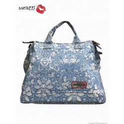 Mama bag  FRA CIEL 7230  ● BACIUZZI ●