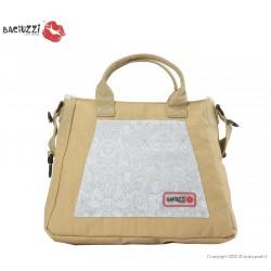 Mama bag Fra Gold/Beige 7230  ● BACIUZZI ●