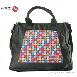 Mama bag Minimal/Black 7230  ● BACIUZZI ●