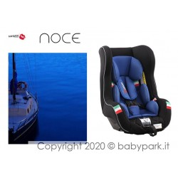 Poltrona auto Traspirante NOCE ● BACIUZZI ● Blue Navy
