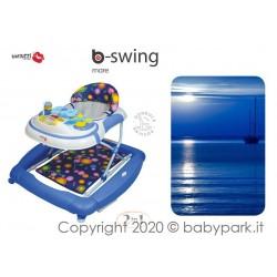 BABY WALKER BACIUZZI B-SWING - MARE